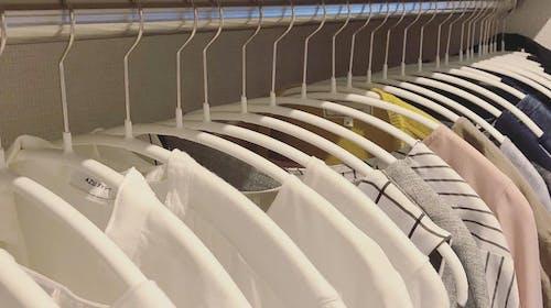 【衣櫃和更衣間收納整理】