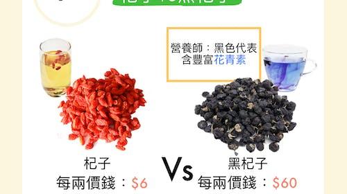 杞子vs黑杞子