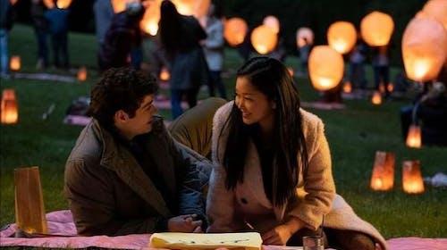 鬼絲愛漫遊Netflix電影推介=愛的過去進行式2 x  第一集是幻想第二集則是現實